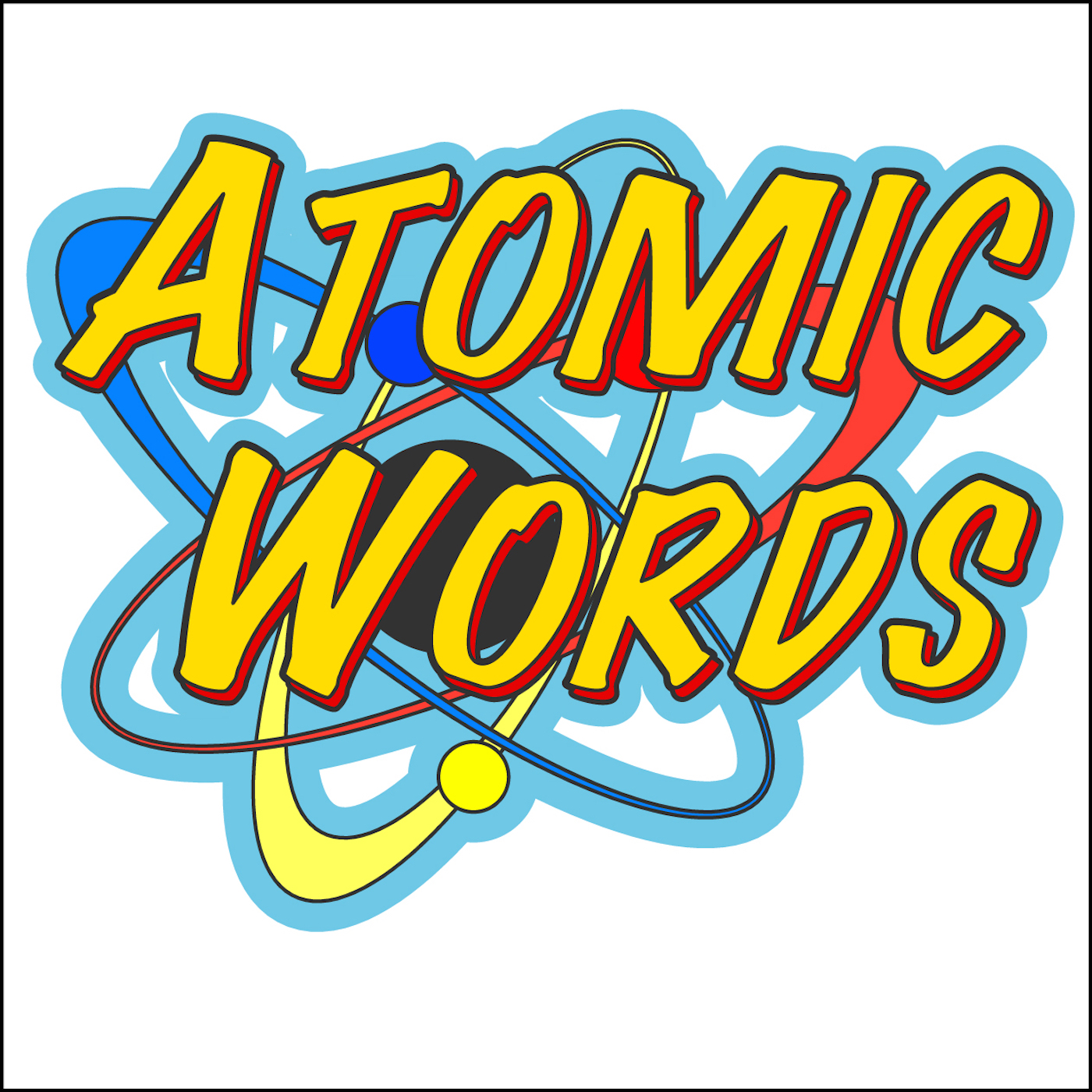 Atomic Words, ep. 8 Katie Cross
